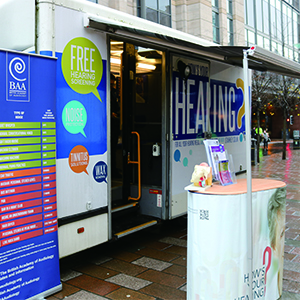 Free screenings to boost ear health awareness ahead of annual conference