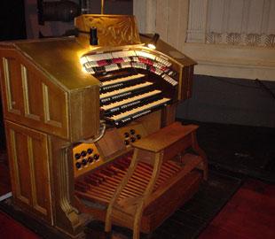Organ Shows - Spring/Summer