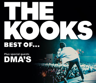 The Kooks Plus The DMA's