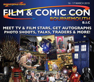 Film & Comic Con Bournemouth 2019
