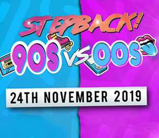 Stepback 90s VS 00s *CANCELLED*