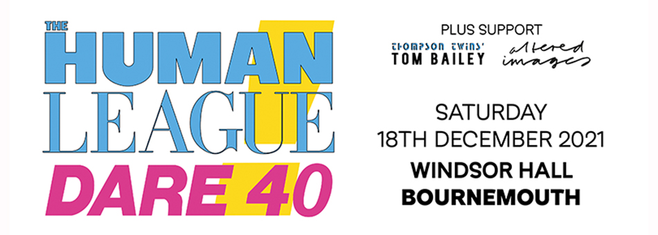 Human League - Dare 40