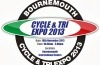 It is a triple run for Bournemouth Cycle and Tri Expo at the BIC
