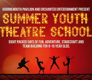 The Pavilion Summer Youth Theatre School 2018