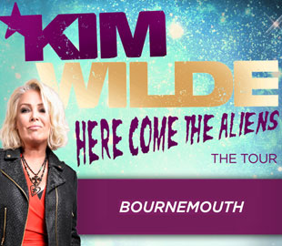 Kim Wilde - Here Come The Aliens Tour