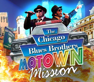 The Chicago Blues Brothers - Mission Motown
