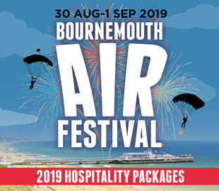 Bournemouth Air Festival Hospitality 2019