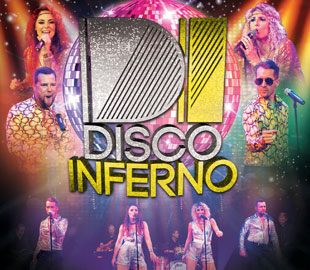 Disco Inferno - CANCELLED