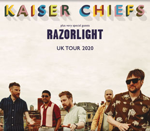Kaiser Chiefs Plus Special Guests Razorlight
