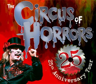 The Circus of Horrors - 25th Anniversary