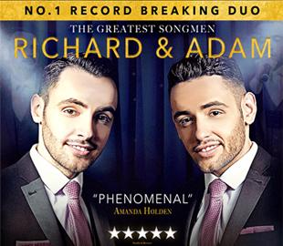 Richard and Adam The Greatest Songmen