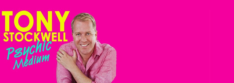 An Evening of Mediumship with Psychic Tony Stockwell