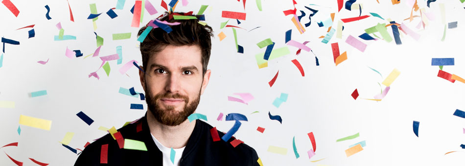 ** RESCHEDULED ** Joel Dommett