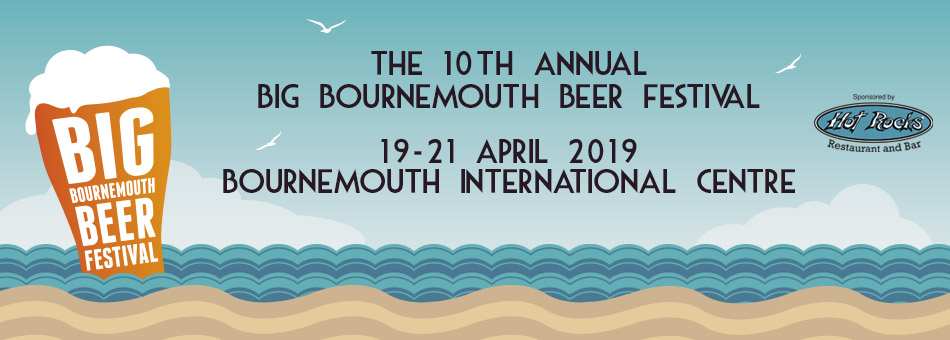 The 10th Annual Big Bournemouth Beer Festival