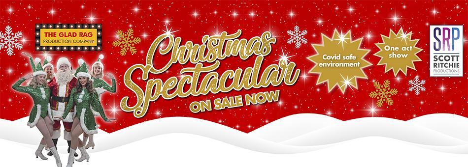 Christmas Spectacular Banner