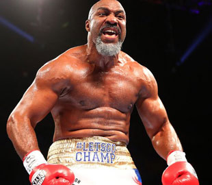 An Evening with Shannon Briggs